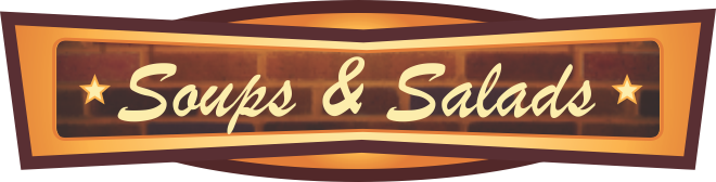 Soup and Salads